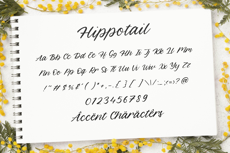 Hippotail 5
