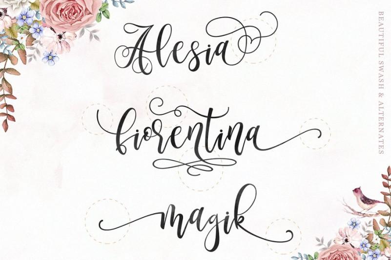 Marmia Calligraphy Font - Free Fonts Download Fontjedi