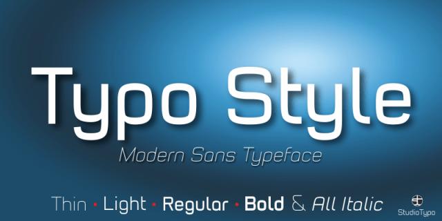 Typo Style