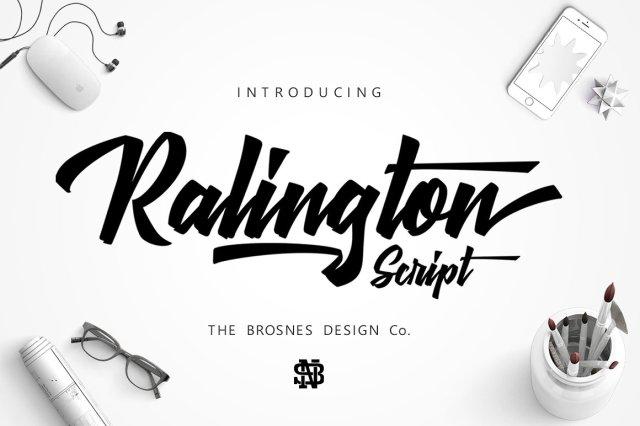 Ralington Script