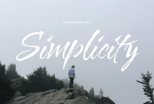 Simplicity Script
