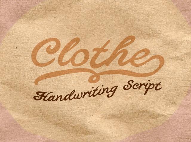 Clothe Script
