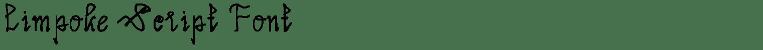 Limpoke