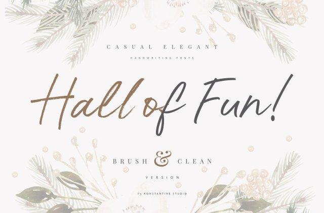 Hall Of Fun