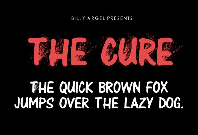 The Cure Script