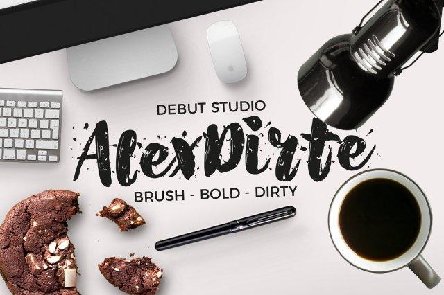 AlexDirte Brush