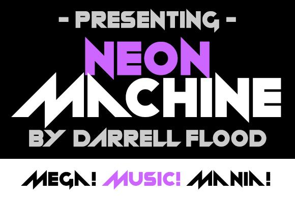 Neon machine