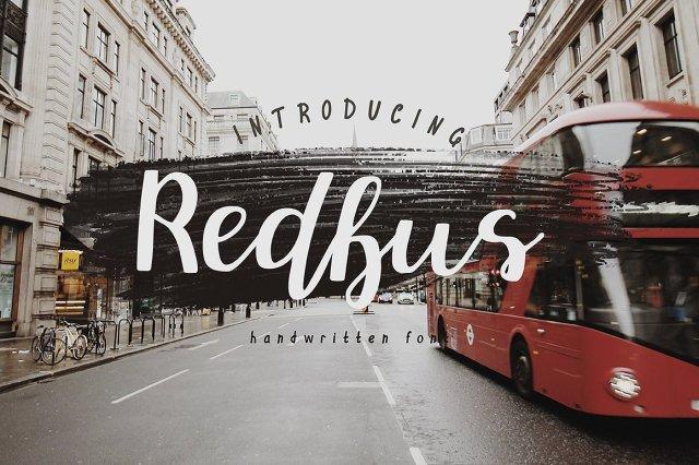 Redbus Handwritten