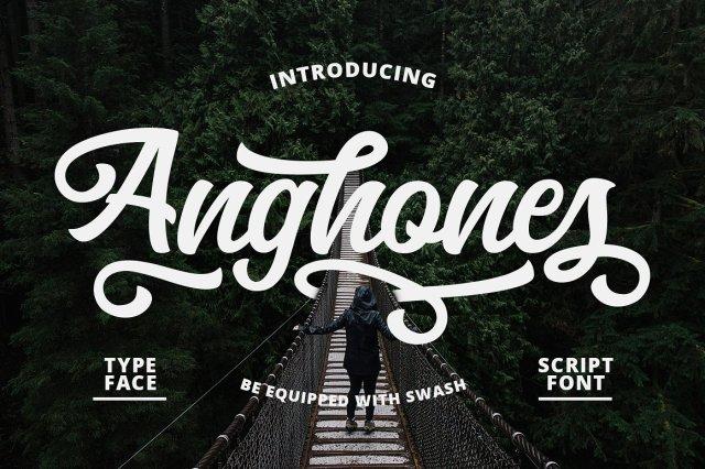 Anghones Brush