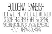 Bologna Sansish