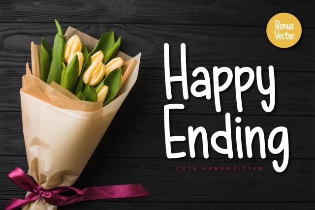 Happy Ending Script