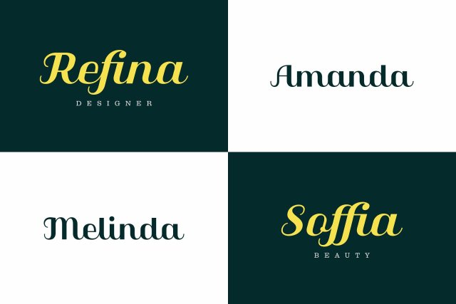 Qilla Typeface