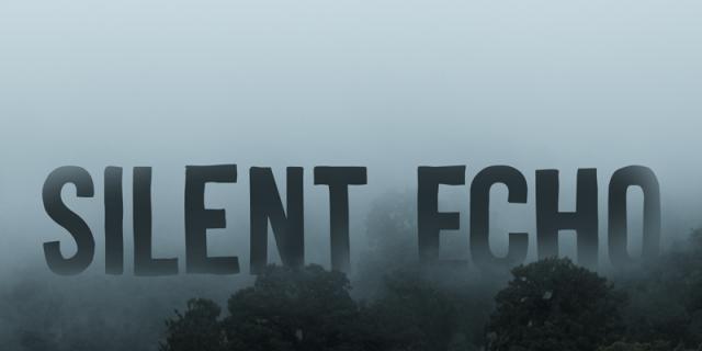 Silent Echo Typeface