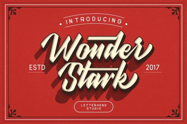 Wonder Stark Script