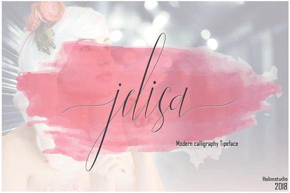Jelisa Calligraphy