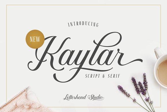 Kaylar Calligraphy