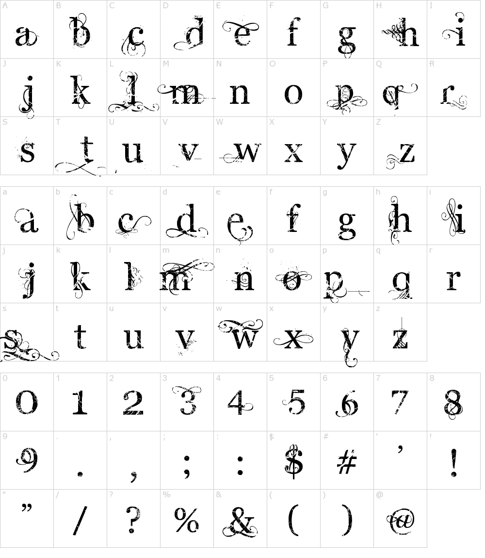 Zibu Symbols Protection