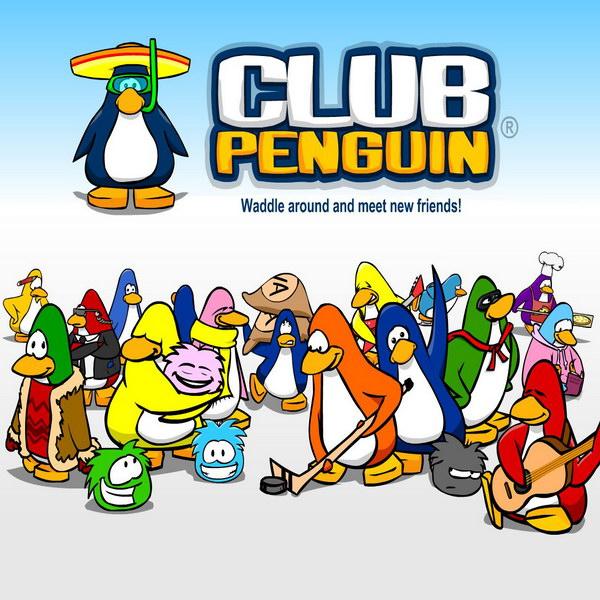 Arctic Monkeys Club Penguin Know Your Meme