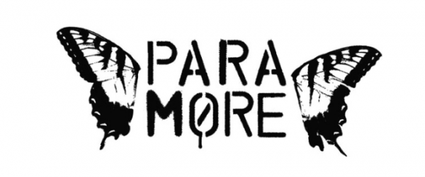 Black And White Brand New Eyes Paramore Album Cover