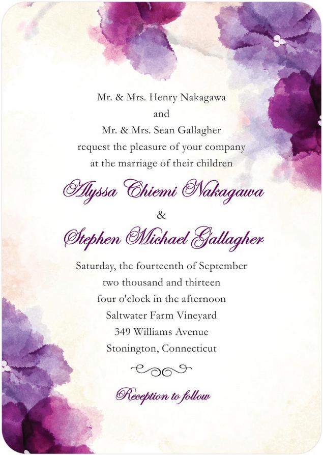 Nice Font For Wedding Invitations 9478