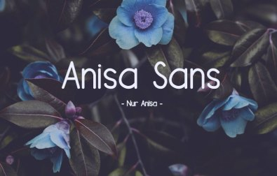 anisa-sans