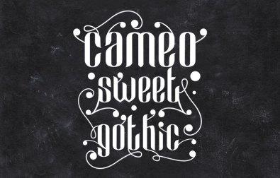 cameo-sweet-gothic