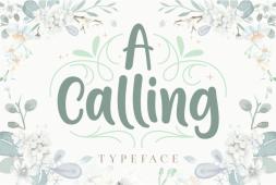 a-calling