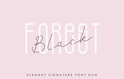 black-forest-l-elegant-font-duo