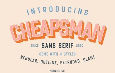 cheapsman-sans
