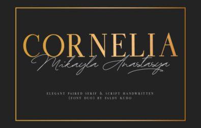 cornelia-font-duo