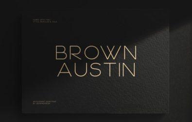 brown-austin