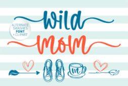 wild-mom-font