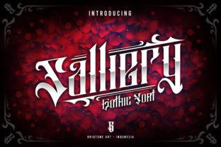 salliery-font