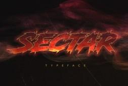 sectar-font