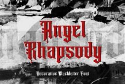 angel-rhapsody-font
