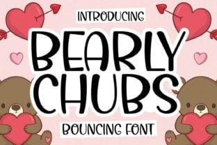 bearly-chubs-font