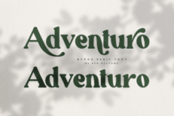 adventuro-font