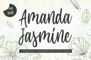 amanda-jasmine-font