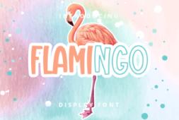 flamingo-font