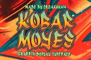 kobar-moyes-font