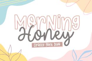 morning-honey-duo-font
