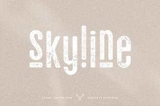 skyline-font