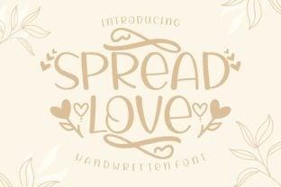 spread-love-font