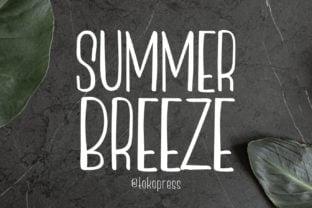 summer-breeze-font