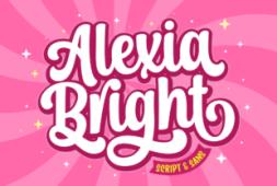 alexia-bright-font