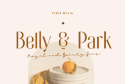 belly-and-park-font