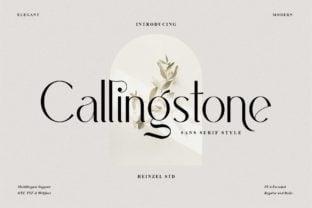 callingstone-font