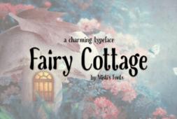 fairy-cottage-font