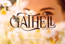 gathell-font