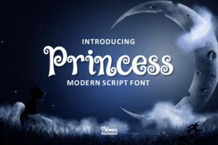 princess-font